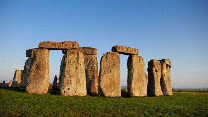 Stonehenge salisbury ingiltere arkeoloji