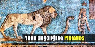 Yılan bilgeliği ve Pleiades