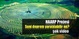 HAARP projesi: Suni yöntemle deprem yaratılabilir mi?