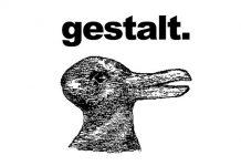 Gestaltçı yaklaşım ile tablet cümleler