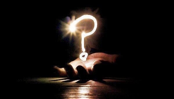 Soruların gücü karanlıkları aydınlatır