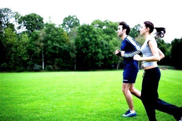 saat koşu spor kadın erkek