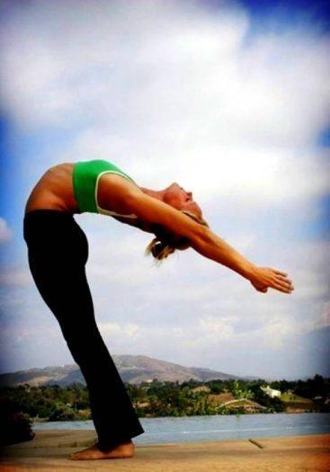yoga spor sağlık menopoz