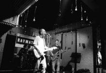 Sean Parker Band ile Art-Rock zamanı!