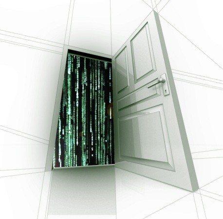 Bilinci sıçratmak: Tek kurtuluş sevgi matrix kapısı