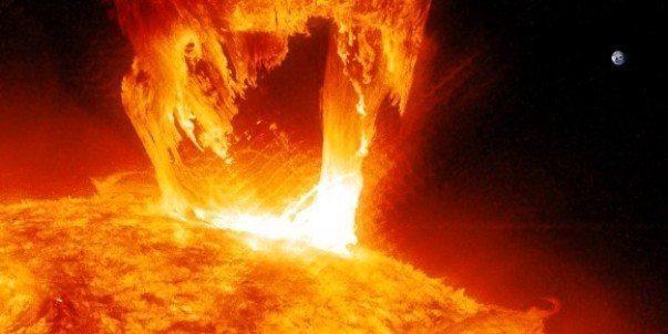 haziran güneş patlaması