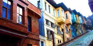 Fener balat istanbul tarihi semtler