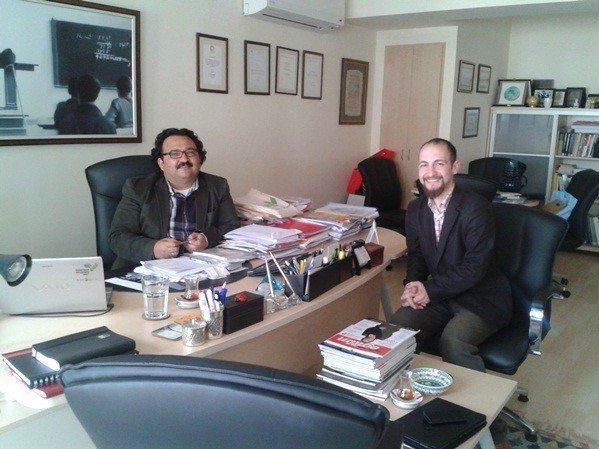 Kayhan Karlı & Mustafa Emin Palaz öğretmen röportaj