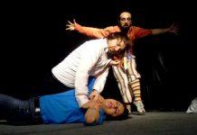 Bir yastık İle hayat ve tiyatro üzerine söyleşi