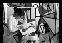 """April Deniz Picasso """"O Bir Deha Kıvılcımı Taşıyor"""""""