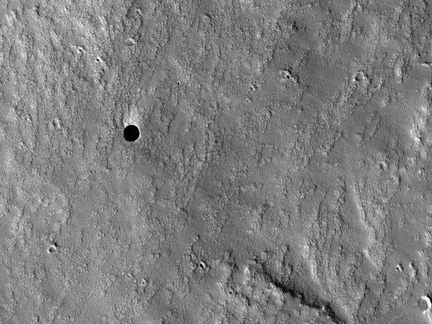Mars yüzeyi 28 Mayıs 2007 (HiRISE)