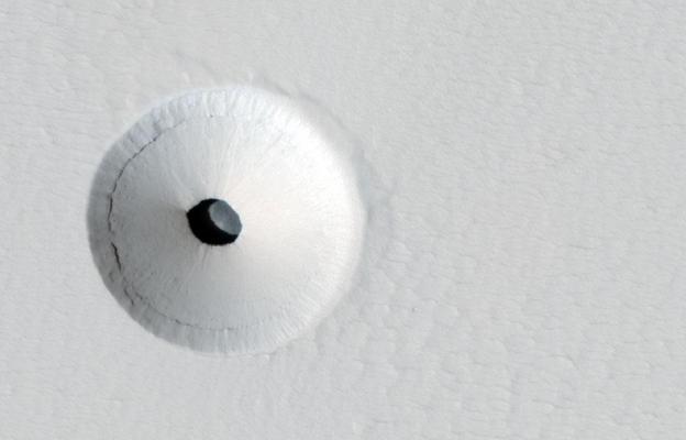 Mars Serüveni: Mars'taki 'Delik' Fenomeni