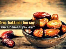Oruç nedir nasıl tutulur oruca bilimsel yaklaşım ramazan iftar sahur ne yenmeli