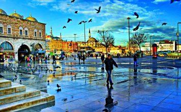 Mısır Çarşısı: Baharat ve tarih kokan bir çarşı