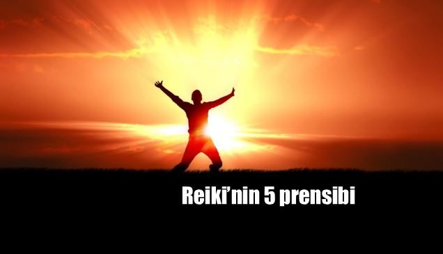 Reiki'nin beş prensibi