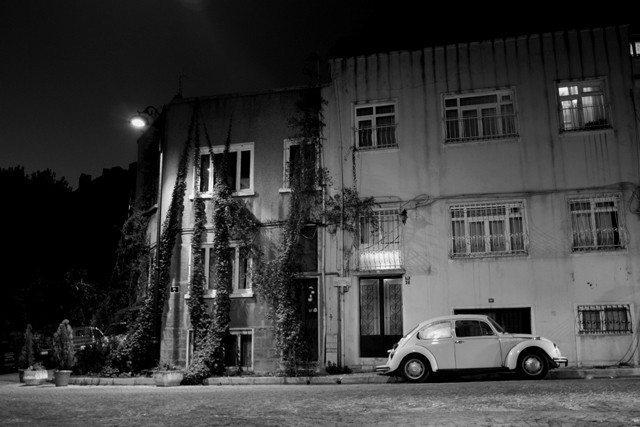 sokak gece