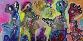 Avangart Sanatçı Selin Melek Aktan ile Egzotik ve Romantik Latin Ateşi