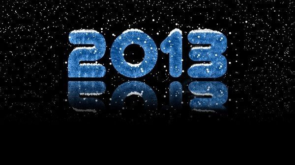 Bir karar alın ve 2013 Sizi kutlasın. Yeni yıl ile birlikte yeni umutlar