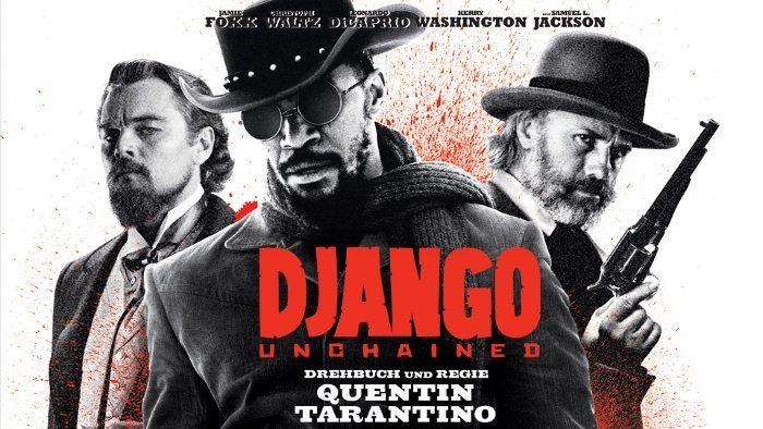 Quentin Tarantino Zincirsiz (Django Unchained)