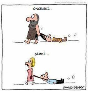 karikatür ilişkiler