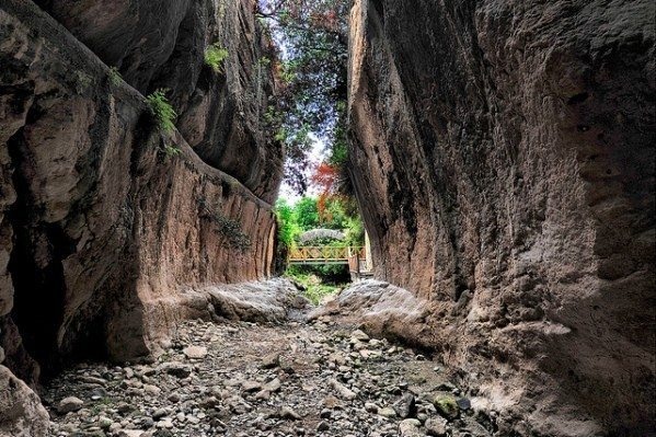 Antakya TitüsTüneli