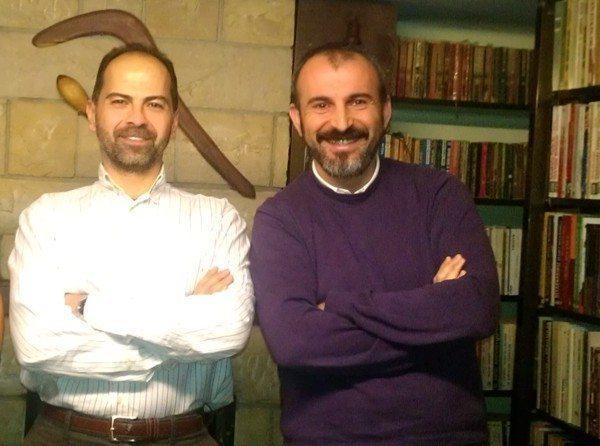 Nasuh Mahruki ve Murat Tali