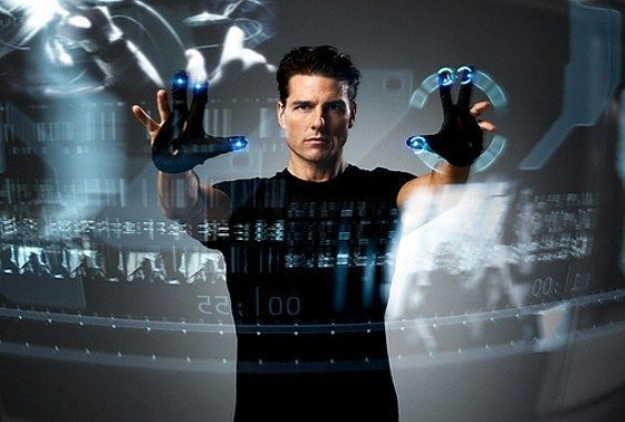 tom cruise the minority report