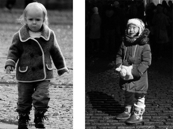 küçük çocuklar insan