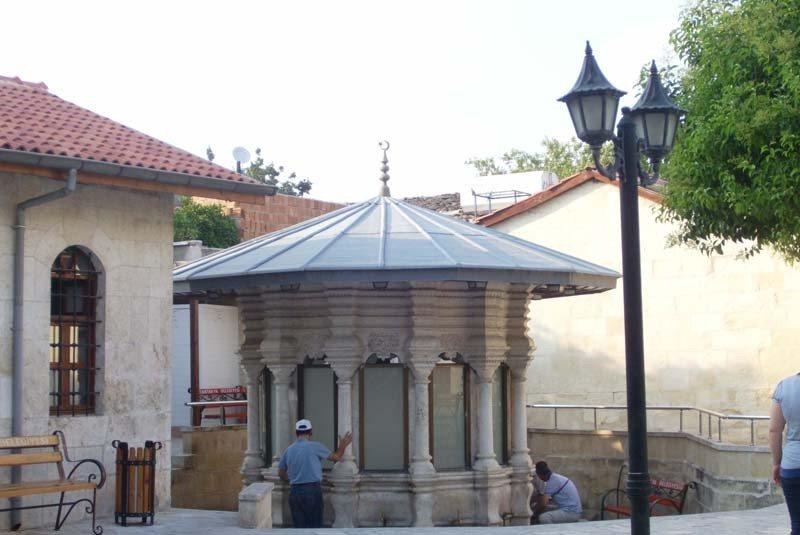 Habib-i Neccar Camii ve Türbesi