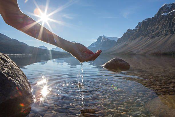 suyun güzü telepati ve titreşimler