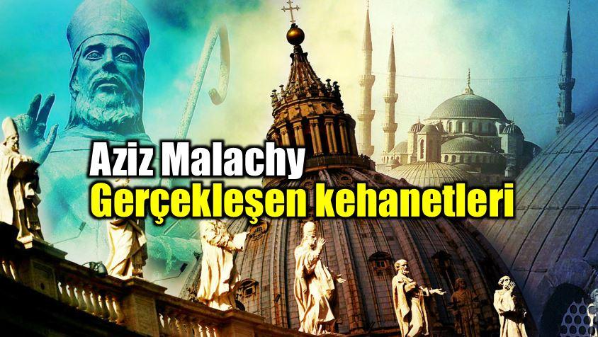 Aziz Malachy ve gerçekleşen kehanetleri