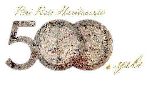 unesco piri reis haritası 500. yılı