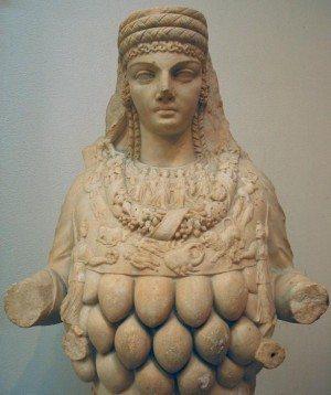 artemis ephesus mus tripoli tanrıça
