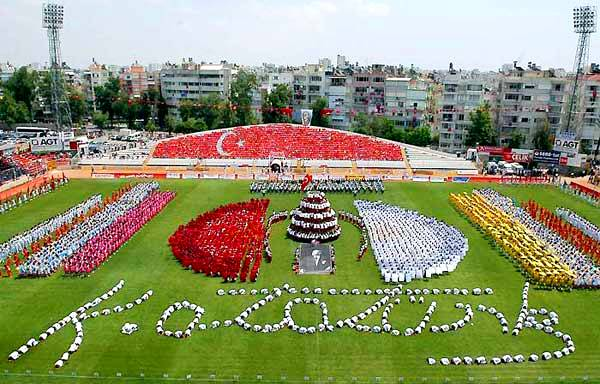 Mayısın Nefesi: 19 Mayıs Atatürk'ü Anma Gençlik ve Spor Bayramı