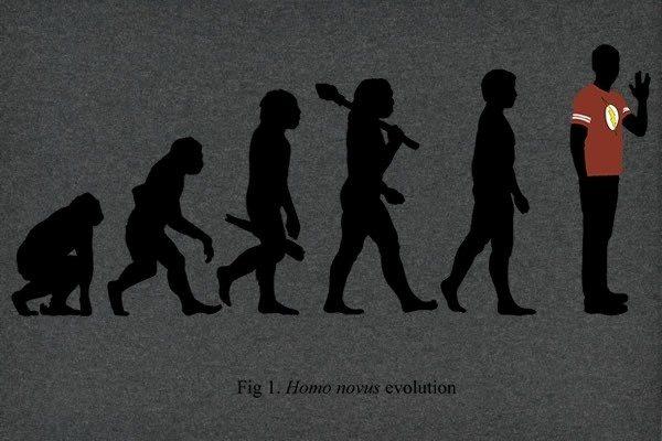 Homo-Novus-Evolution