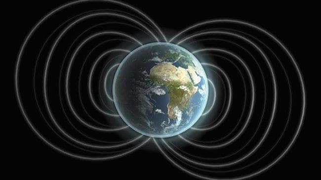 dünya manyetik enerji