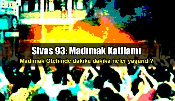 Sivas 93: Madımak Katliamı