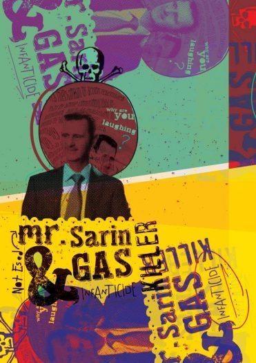 Kimyasal Silah Mr. Sarin