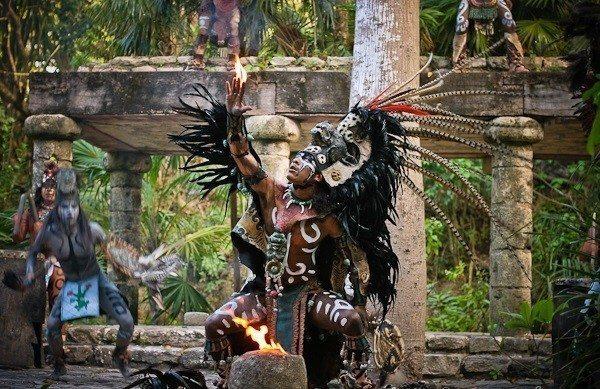 Mayan Culture Ritual