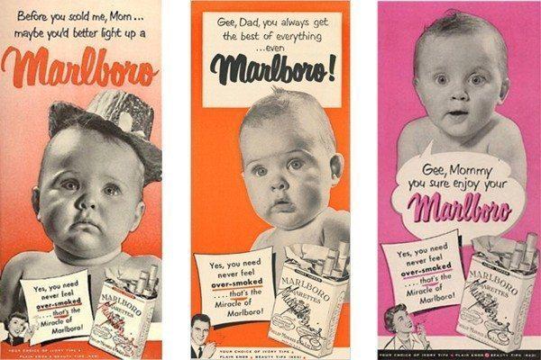sigara reklamı