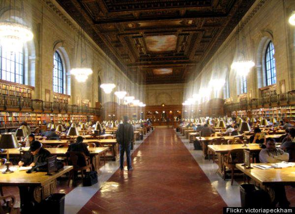 ABD de kütüphaneler