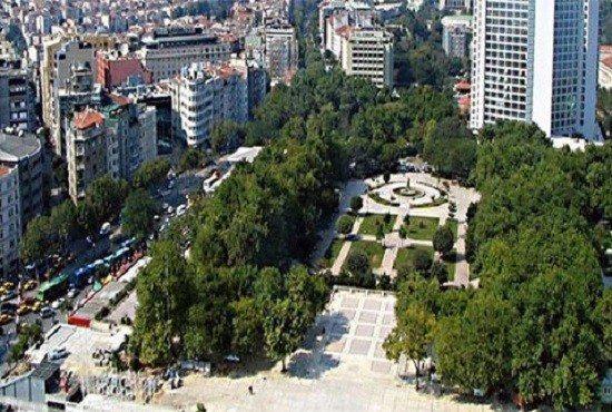 Taksim Gezi Parkı