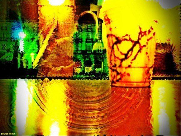 aşkın ışın partikülleri imkansız