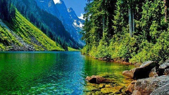 ben bir su damlasıyım dağlar