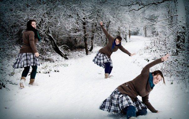 karda oyun