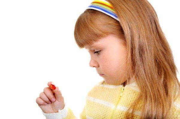 ADHD li kız çocuk