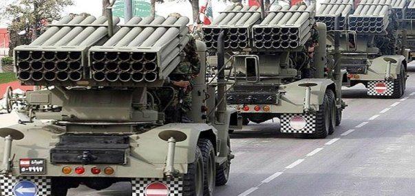 Lübnan'a askeri yardım