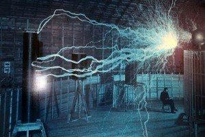 Nikola Tesla ve ışık oyunları
