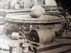 Nikola Tesla'nın Ölüm Işınının görüntüsü