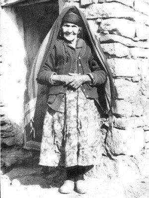 anadolu kadını babaanne